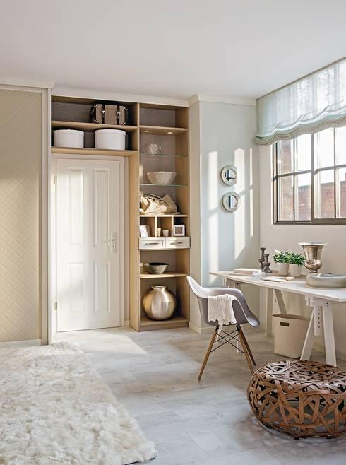 von wand zu wand von cabinet schranksysteme ag homify. Black Bedroom Furniture Sets. Home Design Ideas