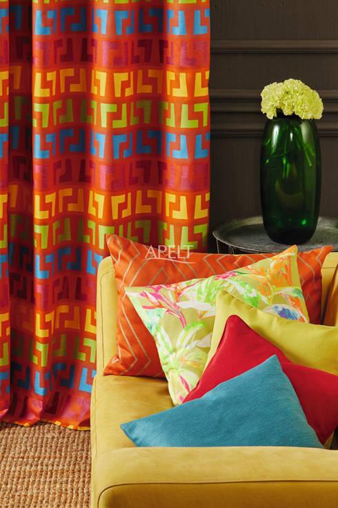 apelt stoffe deko kollektion 2016 2017 homify. Black Bedroom Furniture Sets. Home Design Ideas