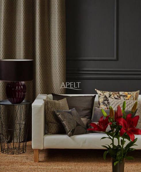 deko kollektion 2016 2017 von apelt stoffe homify. Black Bedroom Furniture Sets. Home Design Ideas