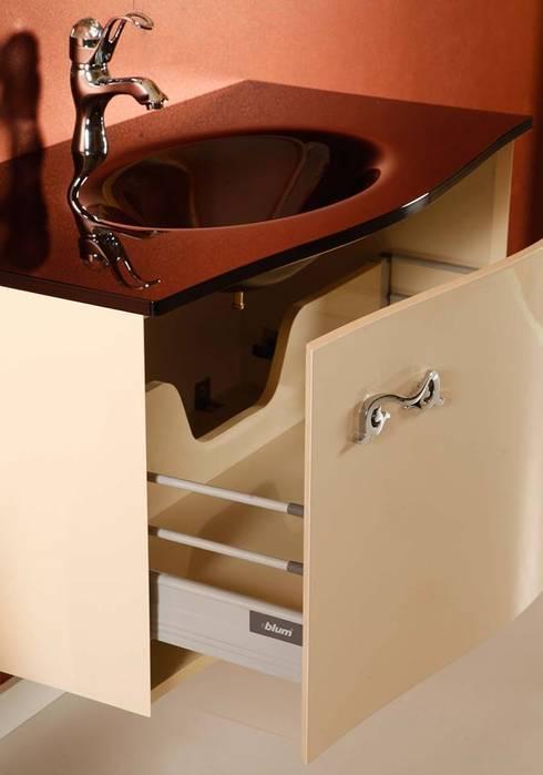 Perla Bano – Perla Bano: modern tarz Banyo