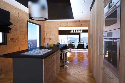 Home staging 3d:  de style  par AD2
