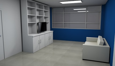 Render Interior – Diseño:  de estilo  por Atahualpa 3D