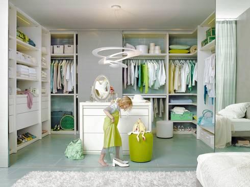 begehbare kleiderschr nke von cabinet schranksysteme ag. Black Bedroom Furniture Sets. Home Design Ideas