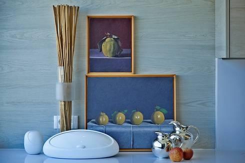Apartamento São Sebastião: Cozinhas modernas por Artica by CSS