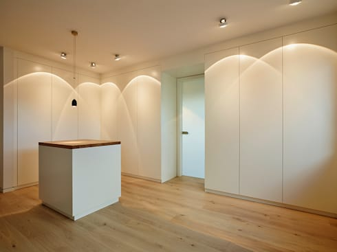 penthouse von honeyandspice innenarchitektur design homify. Black Bedroom Furniture Sets. Home Design Ideas