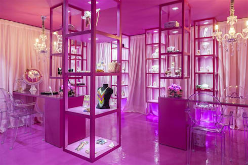 Charm's Store FSA: Lojas e imóveis comerciais  por EdVasco Decorações