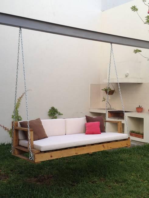 Jardín de estilo  por Isabel Landa