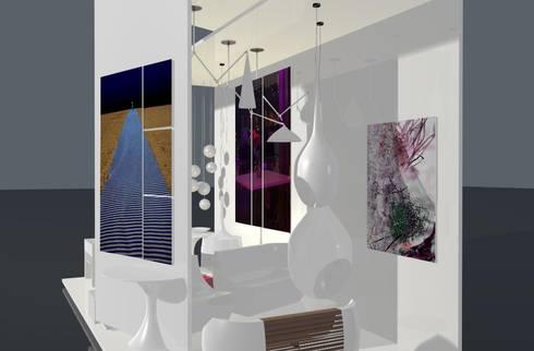 INTERIOR DESIGN: Paisagismo de interior  por MORDOMIAS