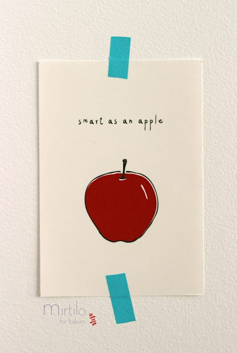 Art Prints:   por Mirtilo for babies