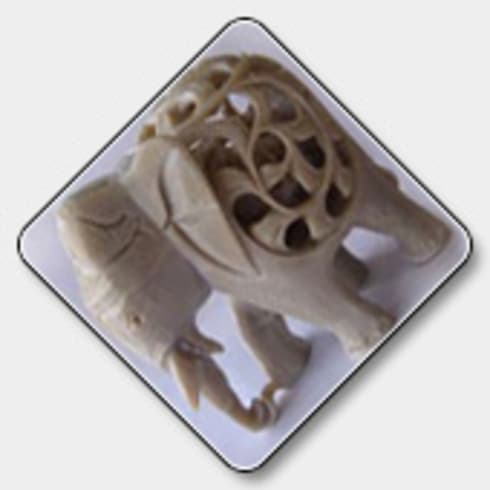 Stone Handicrafts:  Artwork by Elegant Natural Stones