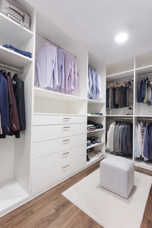 modern Dressing room by Treso İç Mimarlık