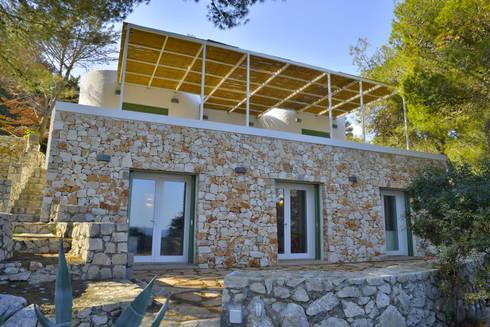 Casa privata castro di marea studio di architettura homify for Piani di casa in stile west indian