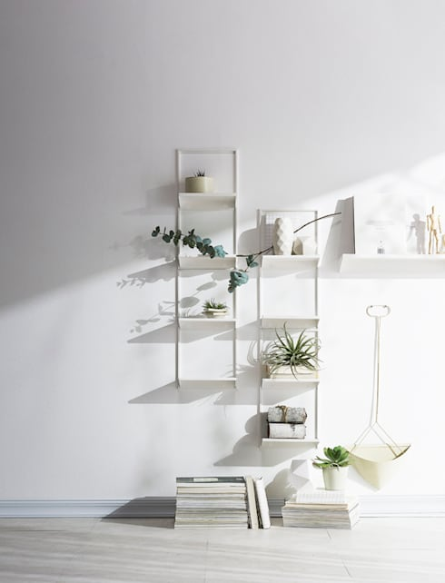Projekty,  Salon zaprojektowane przez Fiaba (피아바)