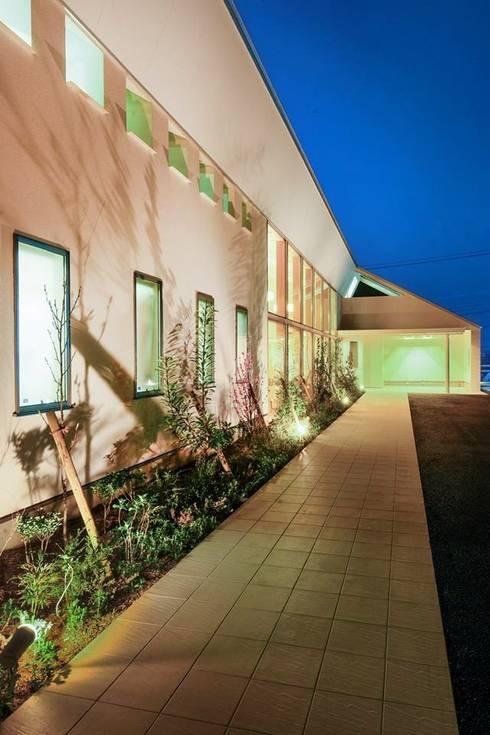 Projekty,  Ogród zaprojektowane przez 庭園空間ラボ teienkuukan Labo