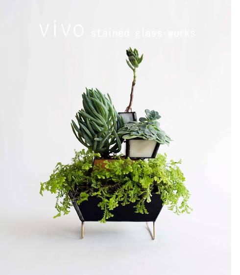 作品: Vivoが手掛けた庭です。