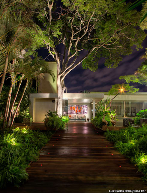 projeto: Casas modernas por La Lampe