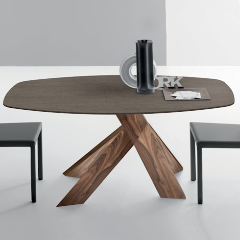 Table ovale cuisine table ovale 19me table de cuisine for Table cuisine moderne design