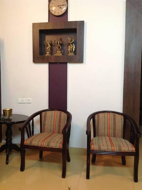 Living Area Designs: modern Living room by interiordesignerjoy