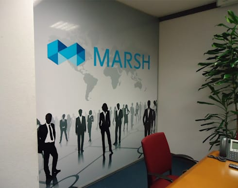 Office Restyle - MARSH:   por CASADART.PT