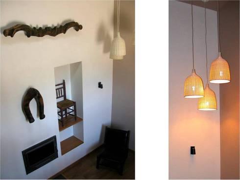 Turismo Rural_Casas Carya Tallaya:   por all Design  [Arquitectura e Design de Interiores]