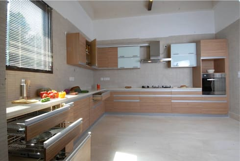 Kitchen Designs: modern Kitchen by richa2
