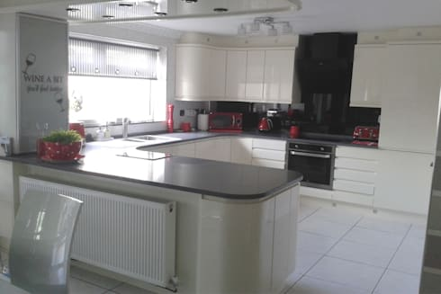 Ita Stone Quartz Worktops From Kitchens Liverpool By