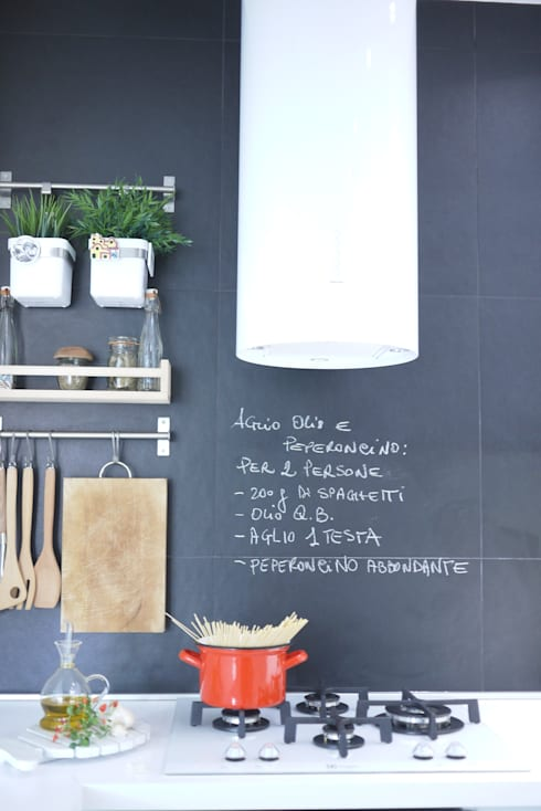 Cozinhas  por Giulia Brutto Architetto