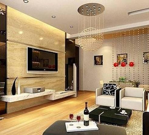 Interior Designs: modern Living room by Phoenix Interior