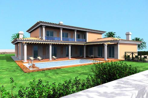 Habitação:   por Arquitectus