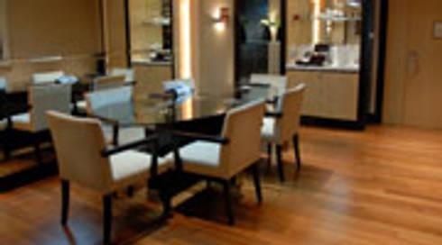 Interior Designs: modern Dining room by rahul2