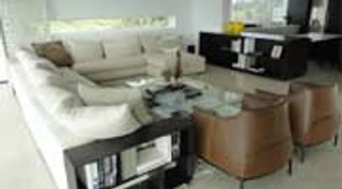 Interior Designs: modern Living room by rahul2