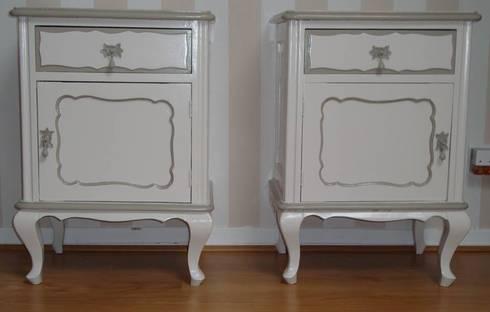 Mesas de cabeceira:   por House Repair2015