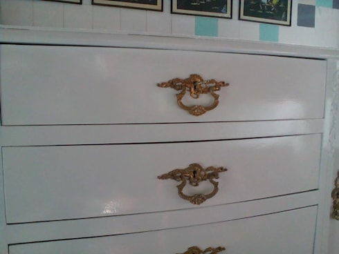 Aparador estilo Queen Anne:   por House Repair2015