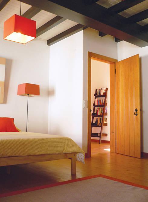 ANTIGO GRÉMIO – HOLIDAY HOUSE: Quartos campestres por maria inês home style