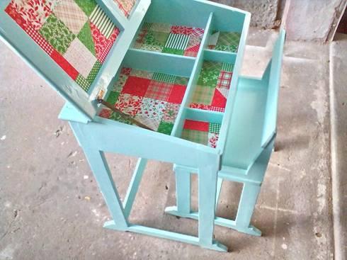 Mesa escolar:   por House Repair2015