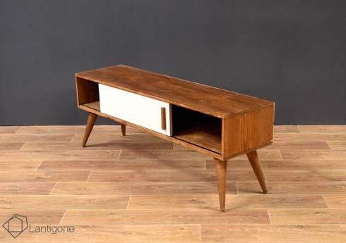 Meuble TV / Enfilade Esprit Vintage #3 par LANTIGONE | homify