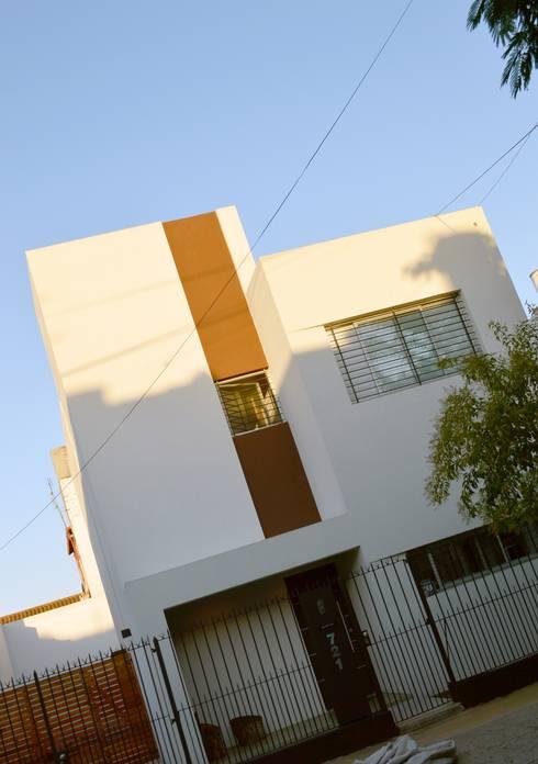 Casas de estilo moderno de DDARQ3D