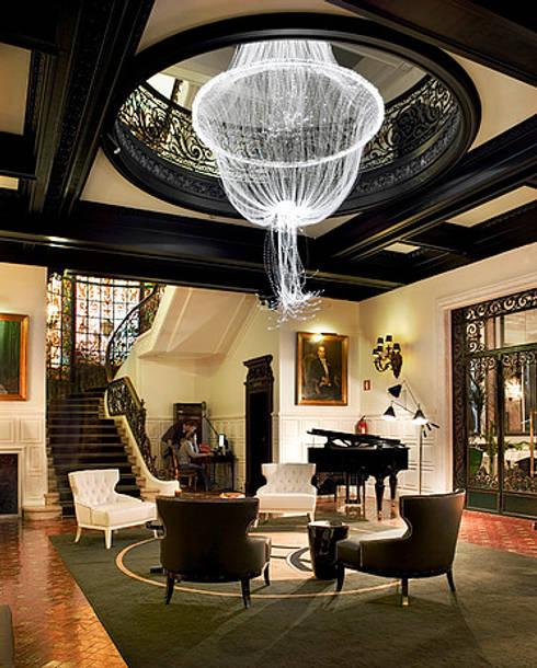 HOTEL INFANTE SAGRES: Hotéis  por Artica by CSS