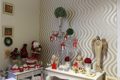 Natal:   por MB Design de Interiores