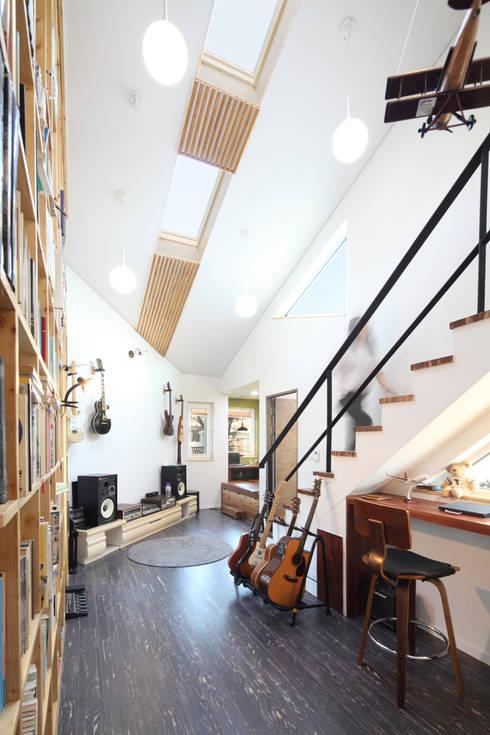 주택설계전문 디자인그룹 홈스타일토토:  tarz Çalışma Odası