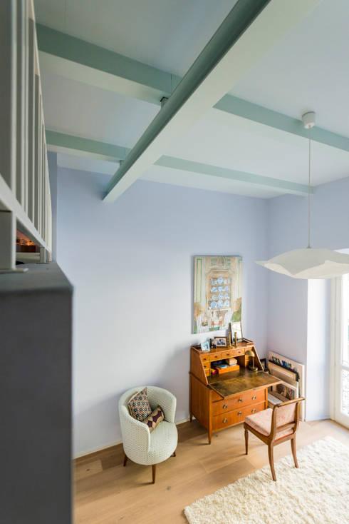 eclectic Bedroom by cristianavannini | arc
