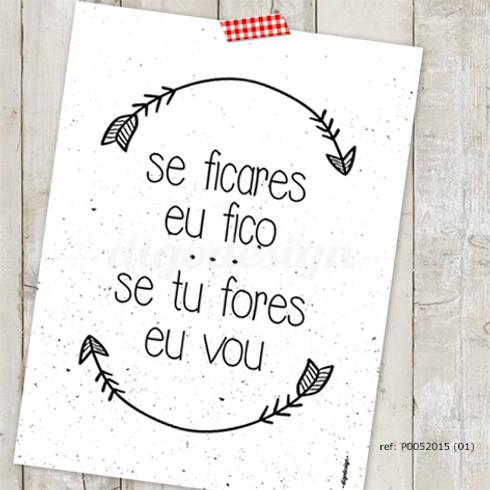 ★ poster ★ se tu fores, eu vou ★: Casa  por Digo