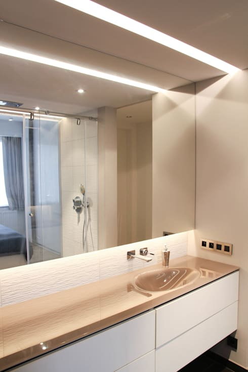 LIfting Complet - AD Architecture : Salle de bains de style  par Alizée Dassonville   architecture