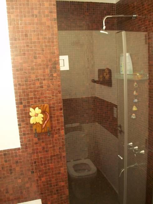 PUEYRREDÓN: Baños de estilo moderno por taller125