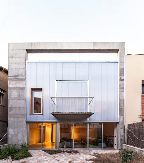 Projekty,  Domy zaprojektowane przez Andres Flajszer Photography