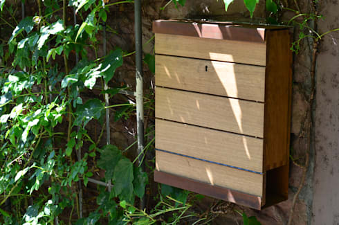 briefkasten von fang interior design homify. Black Bedroom Furniture Sets. Home Design Ideas