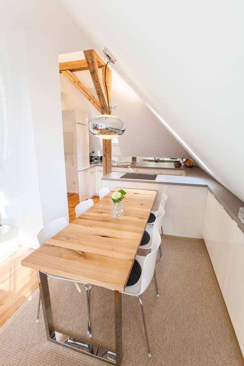 Küche:  Küche von Fang Interior Design