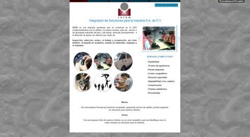 Misión y visión:  de estilo  por Elvia perez