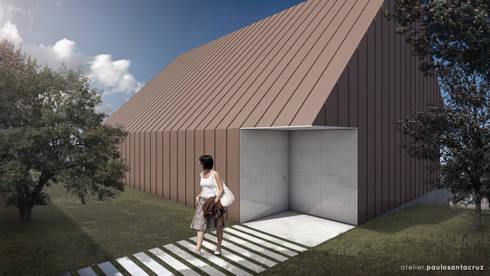 Loivo House:   por paulosantacruz.arquitetos