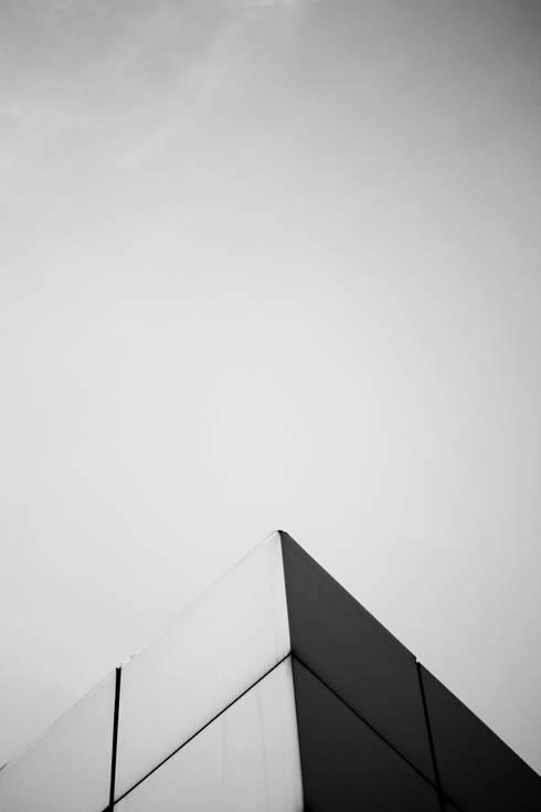 Sides: Casas de estilo minimalista por Gabriel Gomez Photography